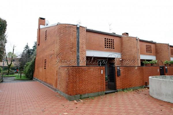 Villetta a schiera in vendita a Milano, Famagosta Cantalupa, 210 mq - Foto 8