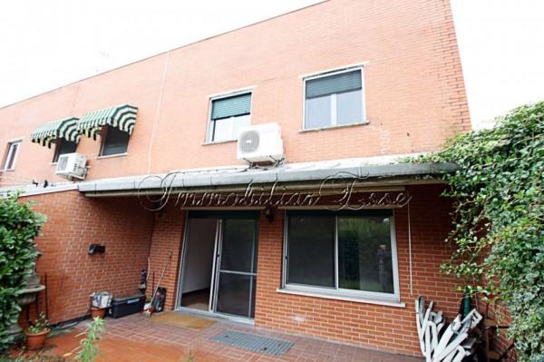 Villetta a schiera in vendita a Milano, Famagosta Cantalupa, 210 mq - Foto 42