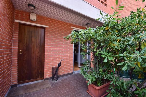 Villetta a schiera in vendita a Milano, Famagosta Cantalupa, 210 mq - Foto 41