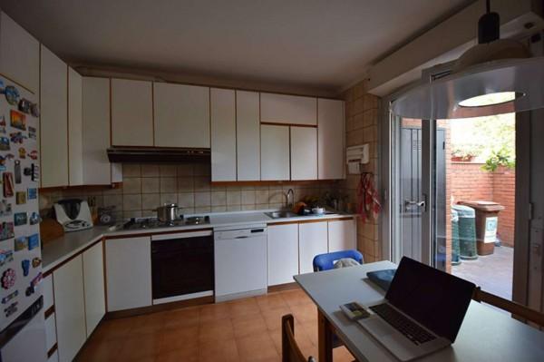 Villetta a schiera in vendita a Milano, Famagosta Cantalupa, 210 mq - Foto 34