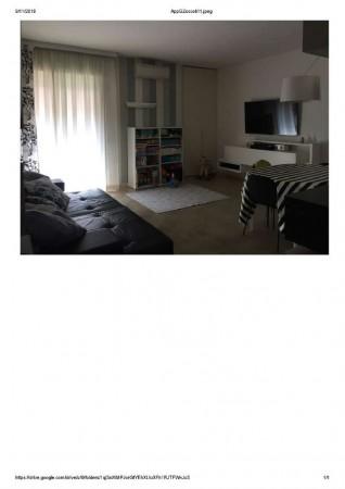Appartamento in vendita a Modena, Baggiovara, Con giardino, 115 mq