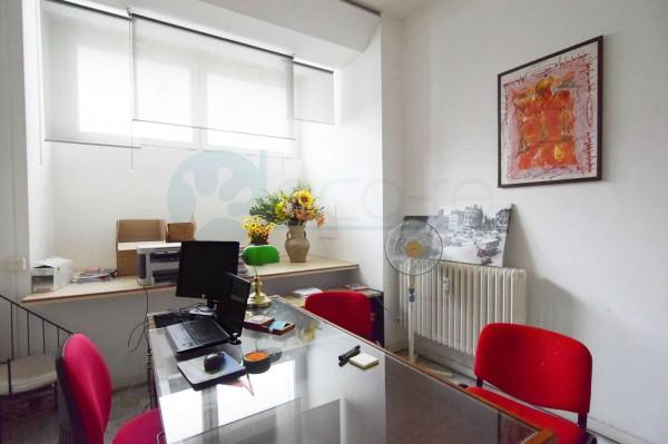Ufficio in affitto a Milano, Tolstoi, 120 mq
