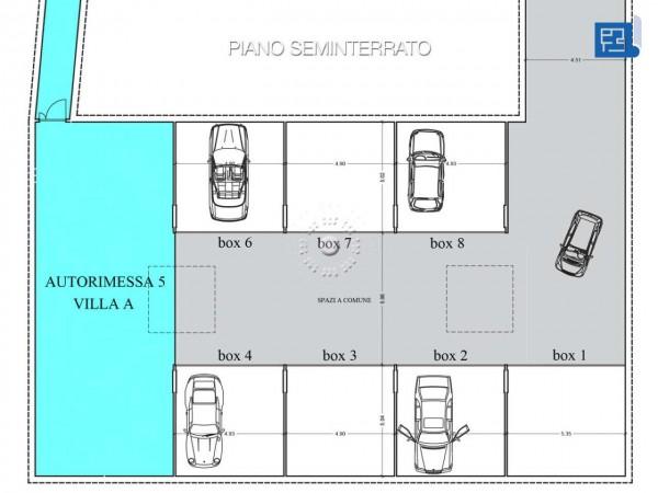 Villa in vendita a Firenze, Con giardino, 360 mq - Foto 3