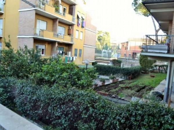 Appartamento in vendita a Roma, Monte Mario, 90 mq