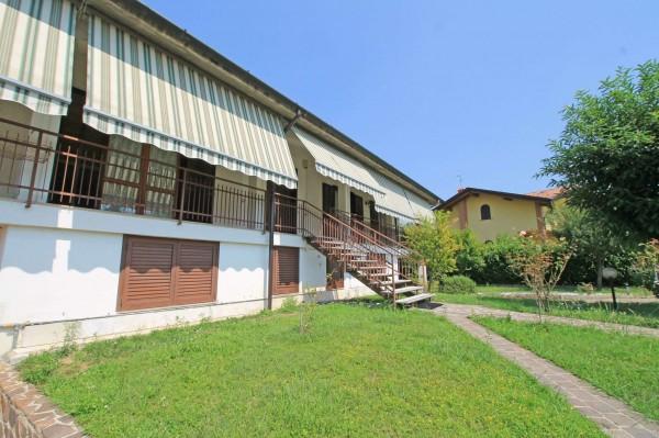 Villa in vendita a Basiano, Residenziale, Con giardino, 196 mq