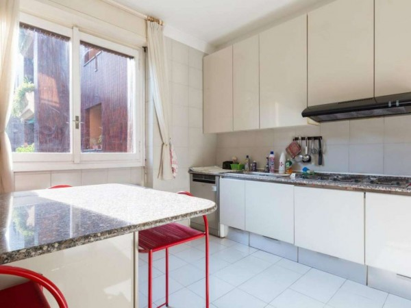 Appartamento in vendita a Milano, Con giardino, 245 mq - Foto 17