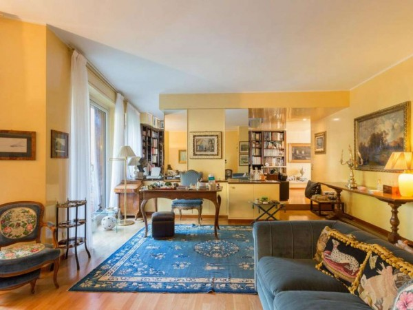 Appartamento in vendita a Milano, Con giardino, 245 mq - Foto 25