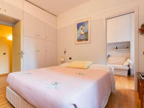 Appartamento in vendita a Milano, Con giardino, 245 mq - Foto 22