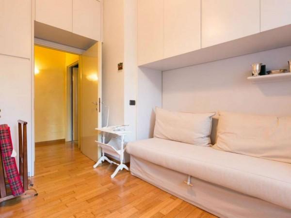 Appartamento in vendita a Milano, Con giardino, 245 mq - Foto 23