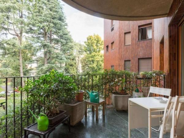 Appartamento in vendita a Milano, Con giardino, 245 mq - Foto 26
