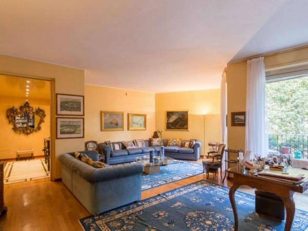 Appartamento in vendita a Milano, Con giardino, 245 mq - Foto 28