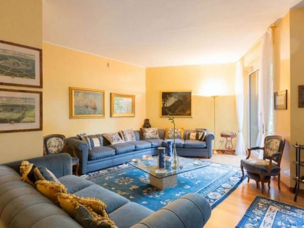 Appartamento in vendita a Milano, Con giardino, 245 mq - Foto 1