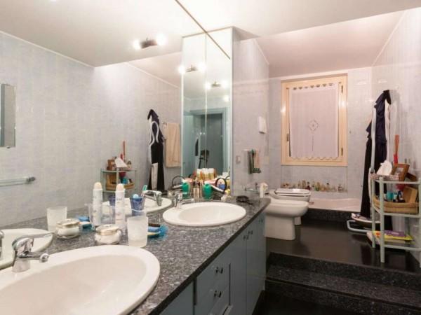 Appartamento in vendita a Milano, Con giardino, 245 mq - Foto 9