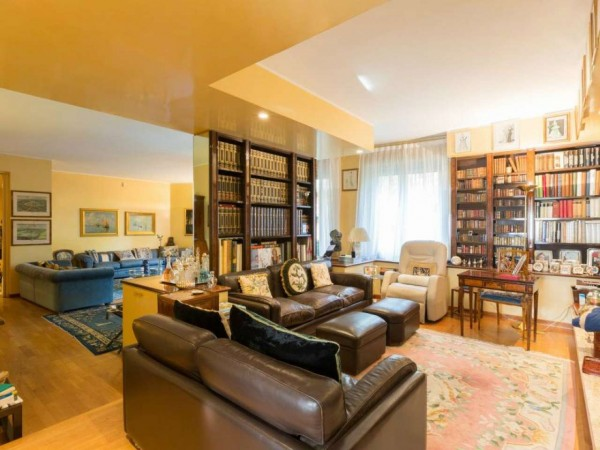 Appartamento in vendita a Milano, Con giardino, 245 mq - Foto 6
