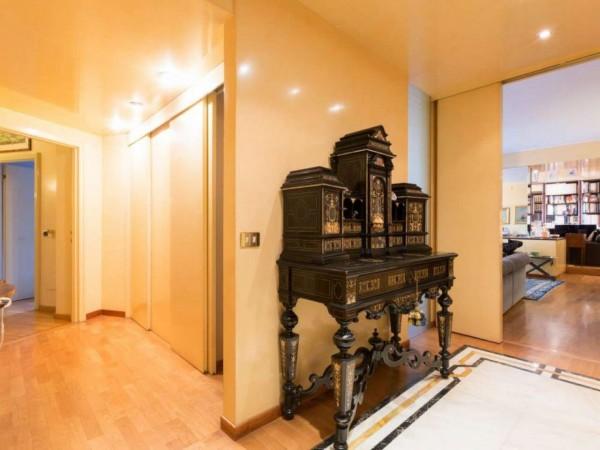 Appartamento in vendita a Milano, Con giardino, 245 mq - Foto 11