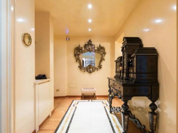 Appartamento in vendita a Milano, Con giardino, 245 mq - Foto 12