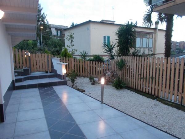 Appartamento in vendita a Roma, Monte Mario, Con giardino, 50 mq