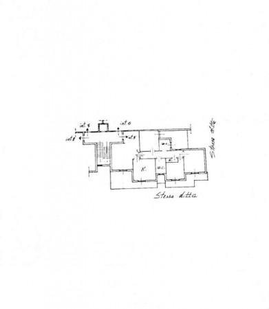 Appartamento in vendita a Sant'Anastasia, Con giardino, 140 mq - Foto 3