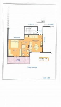 Appartamento in vendita a Roma, Capannelle, 78 mq - Foto 2