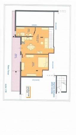 Appartamento in vendita a Roma, Capannelle, 78 mq - Foto 12