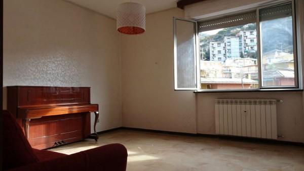 Appartamento in vendita a Recco, Coop, 87 mq
