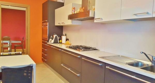Appartamento in vendita a Cassano d'Adda, Centrale, Con giardino, 160 mq - Foto 32