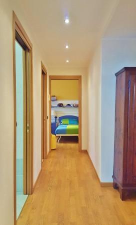 Appartamento in vendita a Cassano d'Adda, Centrale, Con giardino, 160 mq - Foto 12