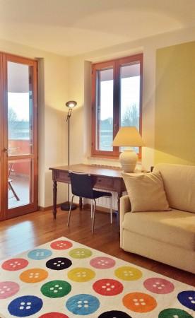Appartamento in vendita a Cassano d'Adda, Centrale, Con giardino, 160 mq - Foto 26