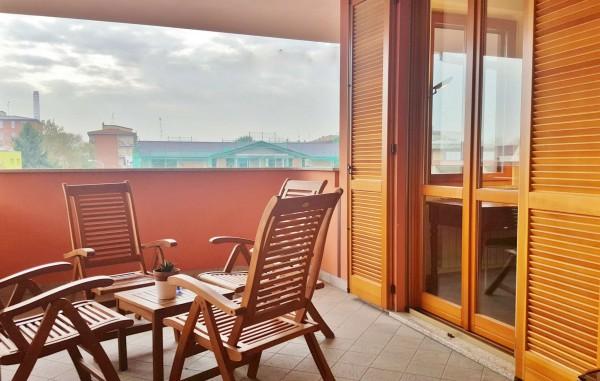 Appartamento in vendita a Cassano d'Adda, Centrale, Con giardino, 160 mq - Foto 25