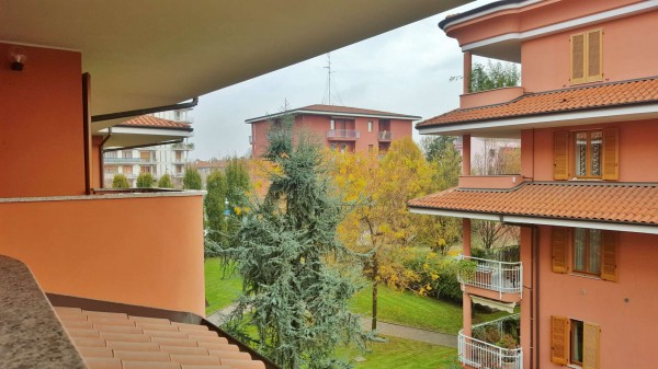 Appartamento in vendita a Cassano d'Adda, Centrale, Con giardino, 160 mq - Foto 22