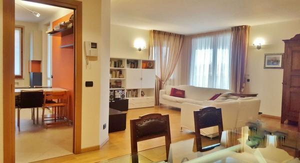 Appartamento in vendita a Cassano d'Adda, Centrale, Con giardino, 160 mq - Foto 31