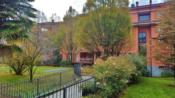 Appartamento in vendita a Cassano d'Adda, Centrale, Con giardino, 160 mq - Foto 34