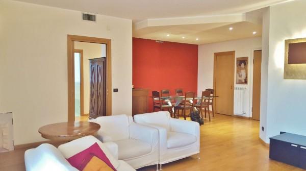 Appartamento in vendita a Cassano d'Adda, Centrale, Con giardino, 160 mq - Foto 24