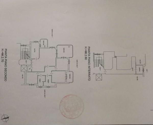 Appartamento in vendita a Cassano d'Adda, Centrale, Con giardino, 160 mq - Foto 2