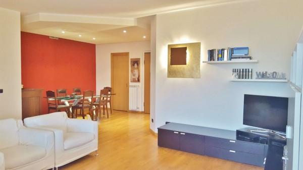 Appartamento in vendita a Cassano d'Adda, Centrale, Con giardino, 160 mq - Foto 15