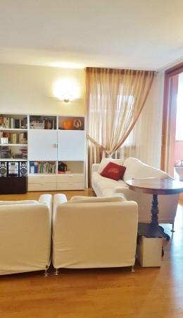 Appartamento in vendita a Cassano d'Adda, Centrale, Con giardino, 160 mq - Foto 6