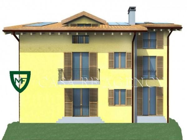 Appartamento in vendita a Induno Olona, Centro, Con giardino, 120 mq