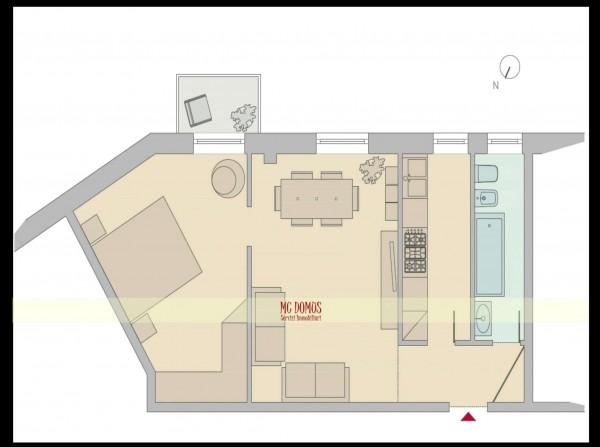 Appartamento in vendita a Milano, 60 mq - Foto 4