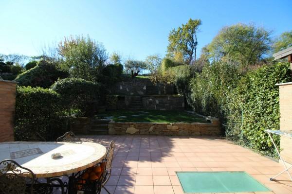 Villa in vendita a Alpignano, Colgiansesco, Con giardino, 252 mq