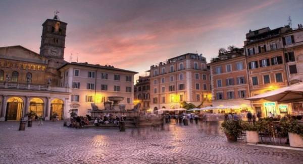 Locale Commerciale  in vendita a Roma, Trastevere, Arredato, 70 mq