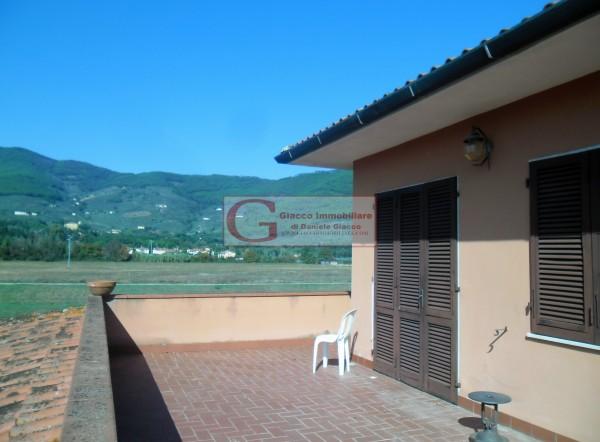 Casa indipendente in vendita a Vicopisano, Con giardino, 335 mq - Foto 20