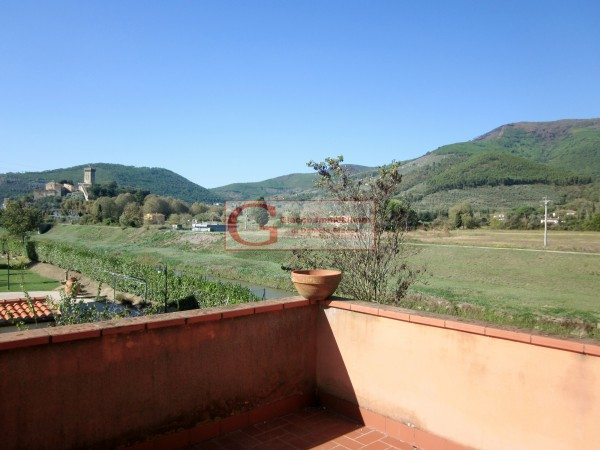 Casa indipendente in vendita a Vicopisano, Con giardino, 335 mq - Foto 22