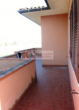 Casa indipendente in vendita a Vicopisano, Con giardino, 335 mq - Foto 24
