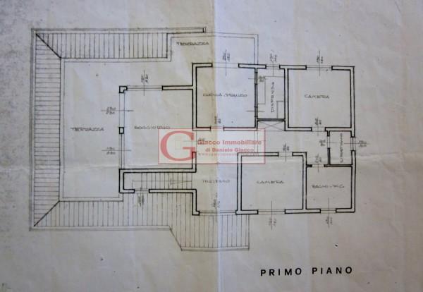 Casa indipendente in vendita a Vicopisano, Con giardino, 335 mq - Foto 33