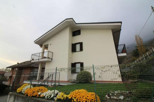 Appartamento in vendita a Caprie, Novaretto, Con giardino, 75 mq