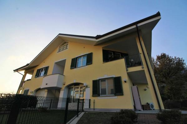 Appartamento in vendita a Caselette, Semi-centro, 88 mq