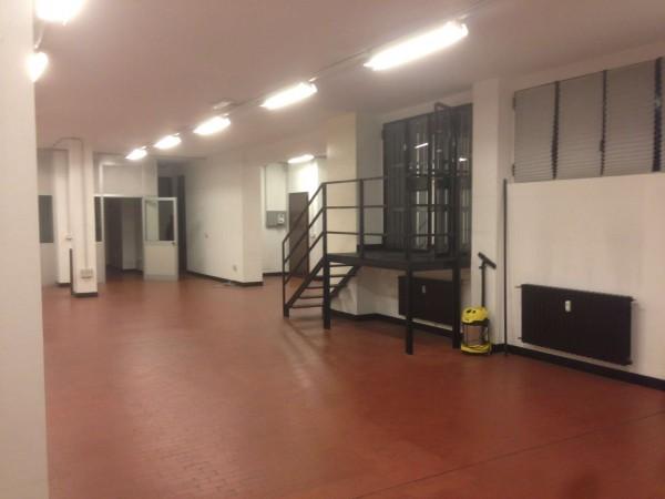 Ufficio in affitto a Milano, Isola, 180 mq