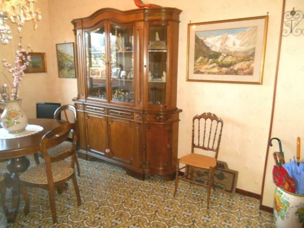 Appartamento in vendita a Rapallo, Valdettaro, 55 mq