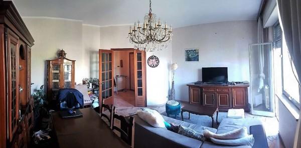 Appartamento in vendita a Chiavari, Circonvallazione A Monte, Con giardino, 90 mq