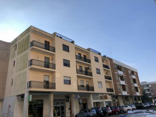 Appartamento in vendita a Lecce, Salesiani, Con giardino, 170 mq